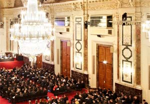 AUSTRIA – Vienna number one worldwide in congresses, the city honors organizers