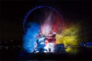 UK – Innovision creates moonlit activation for Puma reveal