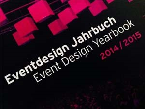 GERMANY – Event Design Year Book shows event industry's state-of-the-art