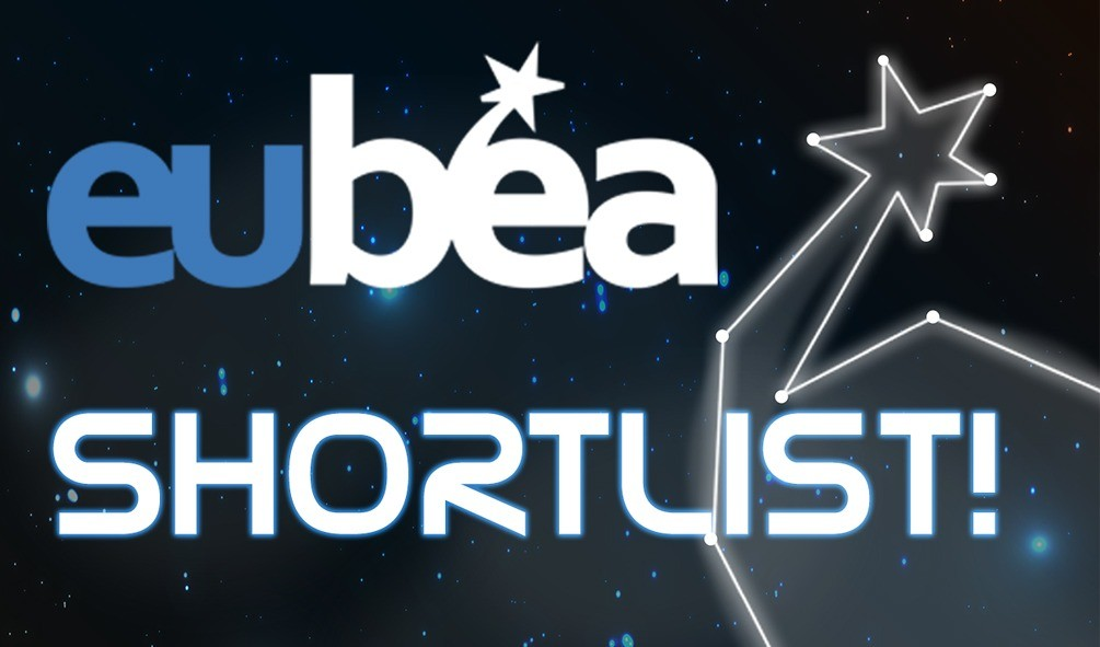 EuBEA, here's the shortlist!