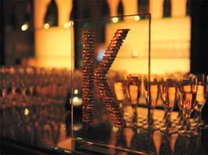 FRANCE – Grands Prix Kréa 2015 awards CWT Meetings & Events for chocolate brand incentive