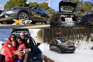 SPAIN – La5ª creates X-periences for the new SEAT León X-Perience