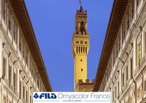 ITALY – Omyacolor in Florence to discover Italian art with Sinergie