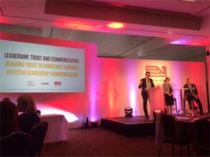 UK – Events and live communication have a key role in repairing broken trust of employees