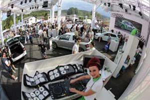 GERMANY – Škoda realized with Insglück an emotional and dynamic event