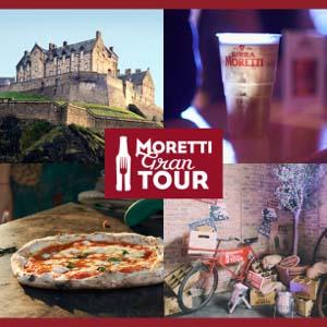 UK – The authentic Italian food journey has returned to Edinburgh