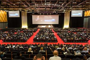 UK – ExCeL London celebrates association success in busiest ever year