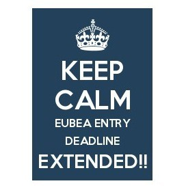 EuBea entry deadline extended to September 15th!