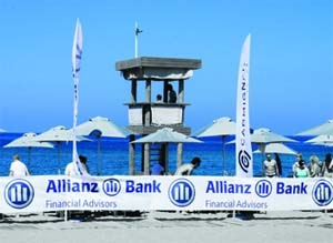 ITALY – Sinergie invites Allianz Bank to dream in Greece