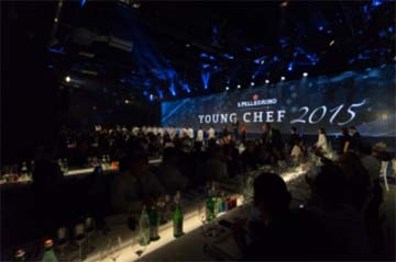 ITALY – Filmmaster Events partners with S.Pellegrino Young Chef for an International contest