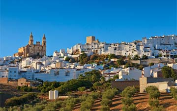 SPAIN – Andalucía, land of beauty