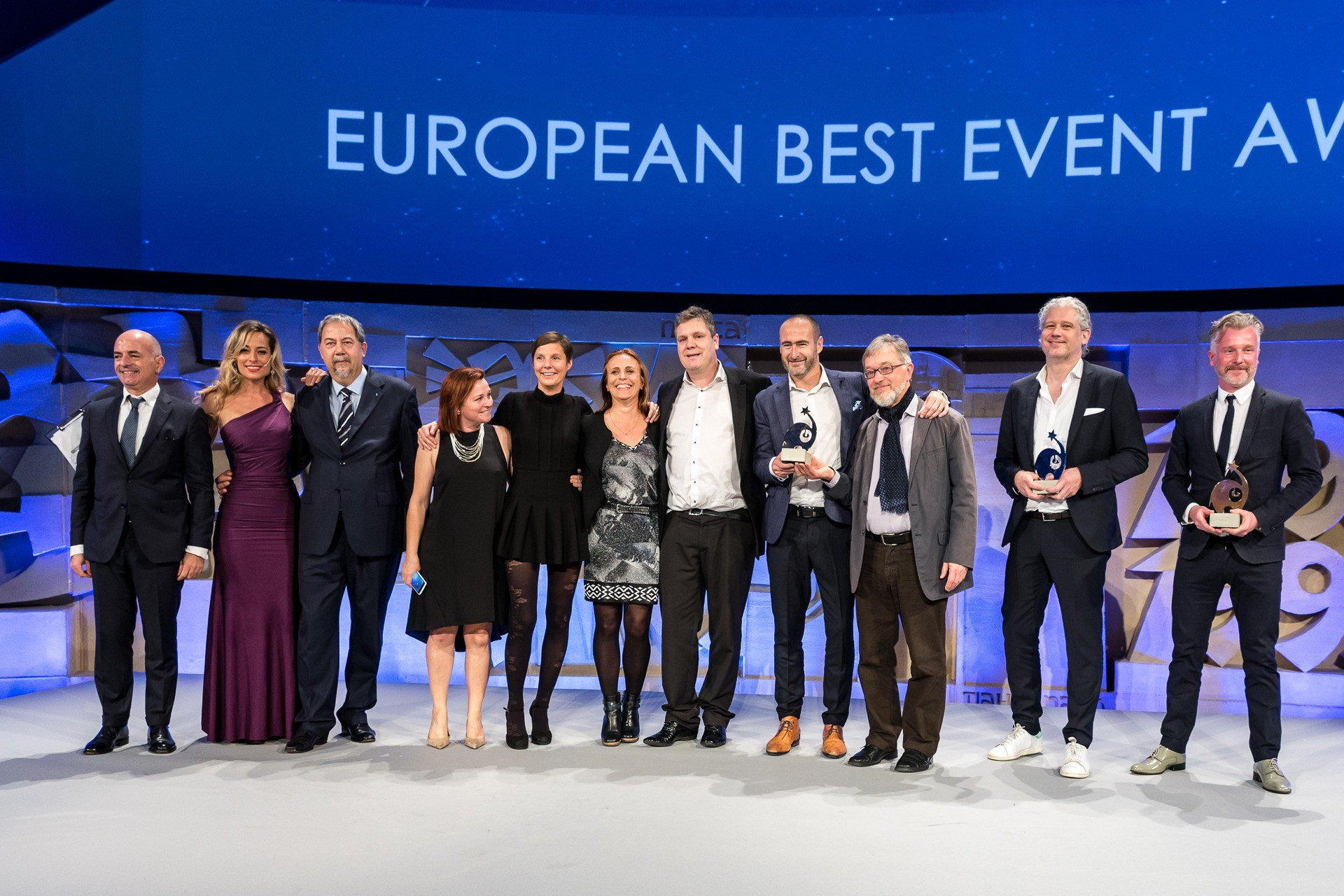 Discover the winners of the European Best Event Award