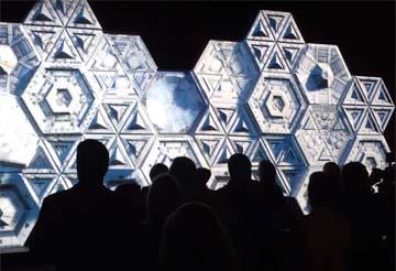 SPAIN – Acciona Producciones y Diseño presents 3D-interactive mapping