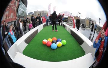 UK – 'Footpool': Citroën's latest sports hybrid