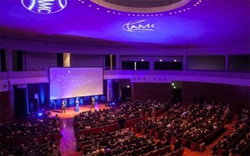 "ITALY – Great kick off event for AMC: 1.000 people involved in ""Always more AMC"""