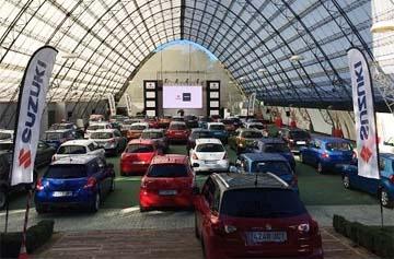 SPAIN – Suzuki's Drive-In experience