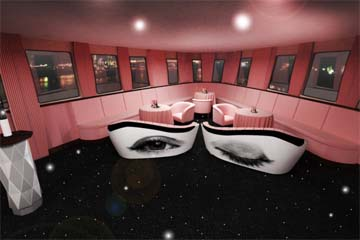 UK – Benefit Cosmetics launches beauty experience on a boat