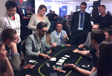 BELGIUM – Act!events and TD Mobile go for a Royal Flush