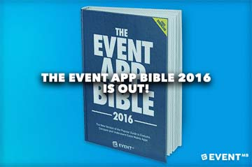The new Event App Bible is out!