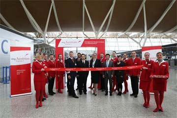 GERMANY – From Vienna with love: myAustrian opens direct flight Shanghai Vienna with Vok Dams