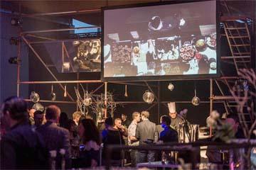 BELGIUM – Reynaers Aluminium Annual Party with Jada Events