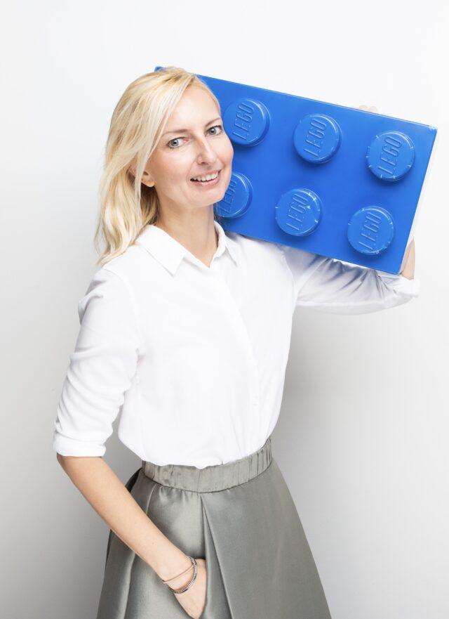 Andrea Faflikova The LEGO Group