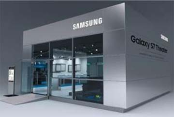 ITALY – The first tour organized by Samsung arrived in Milan