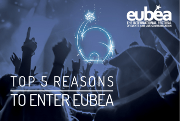 Top 5 reasons to enter the European Best Event Awards