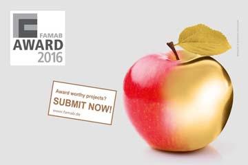 FAMAB Award 2016: Apply now!