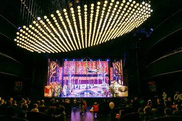 Leningrad Center: best hi-tech show space in Eastern Europe to host EuBea 2016 Awards Ceremony