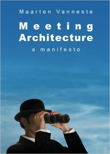 "Bestseller book ""Meeting Architecture"" will be presented at EuBea by the author"