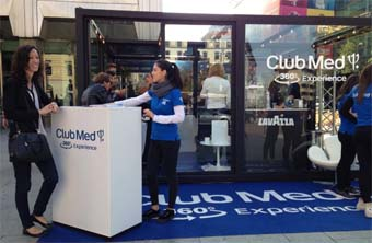 ITALY – Club Med 360° Experience in Milan