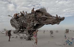 SPAIN – Agency La Despensa turns the Burning Man into the ultimate team building