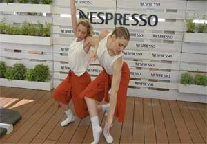 SPAIN – Nespresso starts the day with a morning party