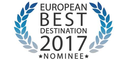 Oporto nominee for European Best Destination 2017