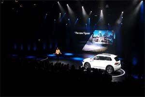 PORTUGAL – Volkswagen unveils new Kodiaq in Albufeira
