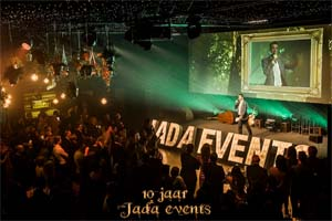 BELGIUM – Jada Events celebrates its 10th anniversary in style