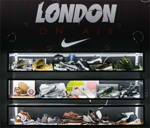 UK – Nike launches London: On Air to celebrate 30 years of Air Max
