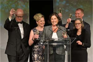 PCMA's Visionary Awards honors leaders in Business Events