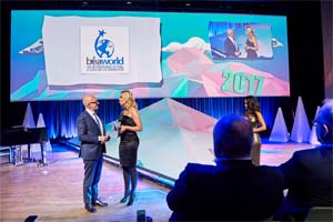 Bea World presented at the Benelux Event Awards and at Evento Awards