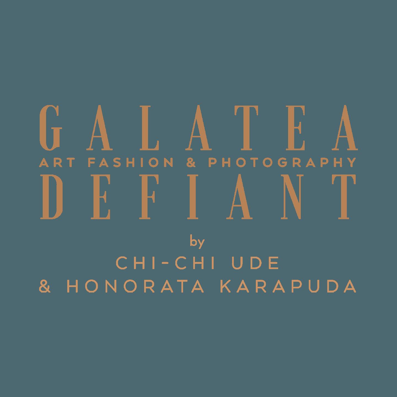 Galatea Zbuntowana/ Galatea Defiant exhibition by photographer Honorata Karapuda and fashion designer Chi-Chi Ude