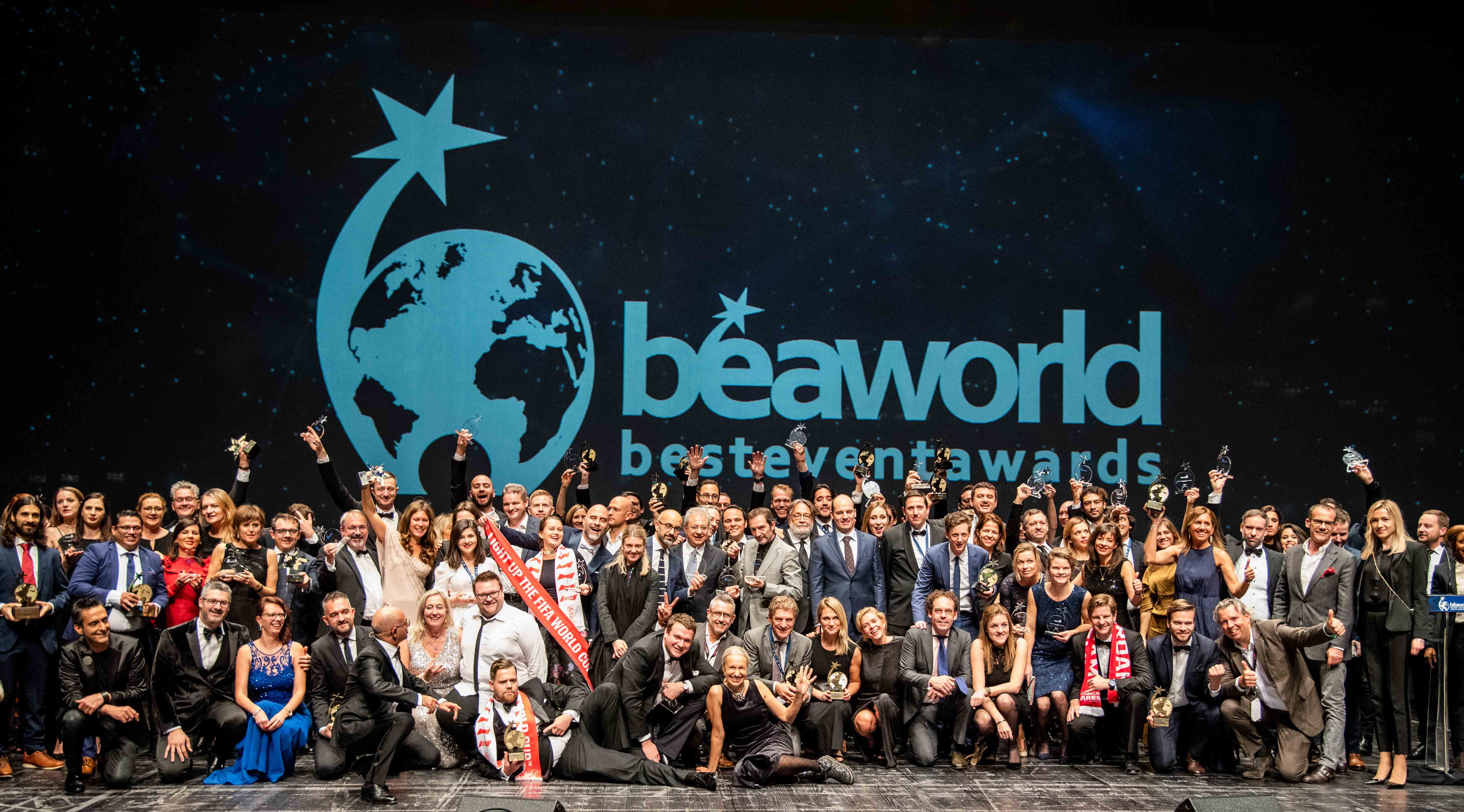 Bea World 2019: tickets available and entries open for the Best Event Awards and Best Location Awards