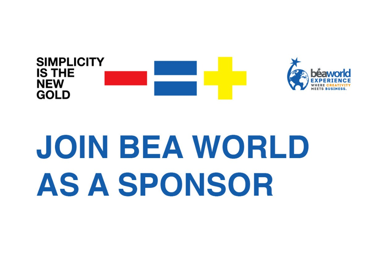 Join Bea World Festival as a sponsor!