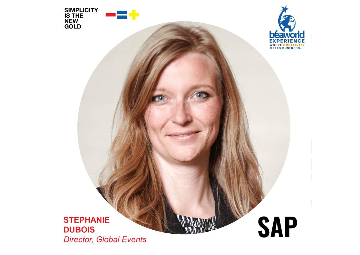 An interview to Stephanie Dubois, Bea World Jury President
